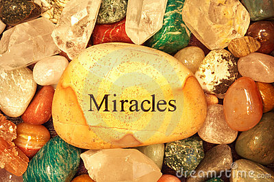 Miracles Royalty Free Stock Photos